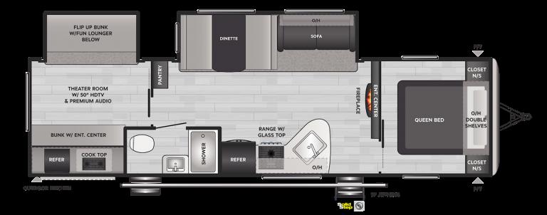 keystone springdale 301tr travel trailer